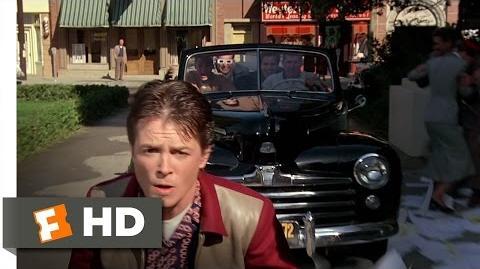 10) Movie CLIP - Skateboard Chase (1985) HD