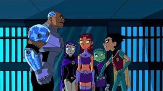 Cyborg Quits the Teen Titans - Teen Titans