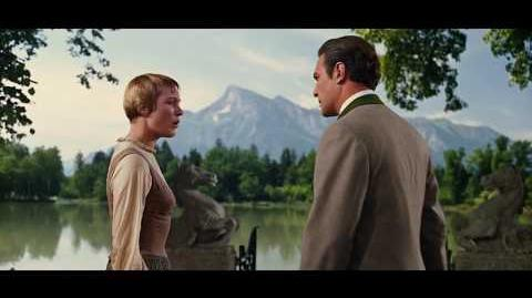 Fight Scene -Maria and The Captain from The sound of music