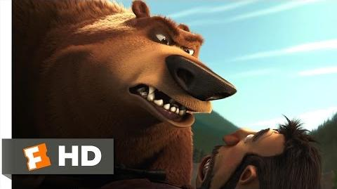 Open Season - The Mighty Grizzly Scene (9 10) Movieclips