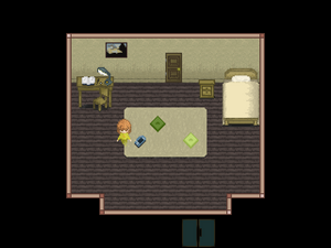 Toritsuki's Room