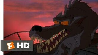 The Rugrats Movie (10 10) Movie CLIP - The Wolf (1998) HD