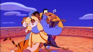 Genie hug everybody