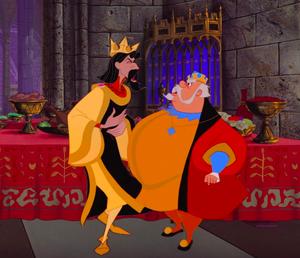 King hubert argument