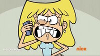 The Loud House Get the Message 2 Lori