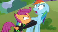 Scootaloo 'doesn't mean I have to be you! ' S8E20