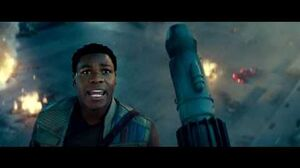 Star Wars 9 The Rise of Skywalker - Lando Arrives with Huge Fleet Scene HD 1080p