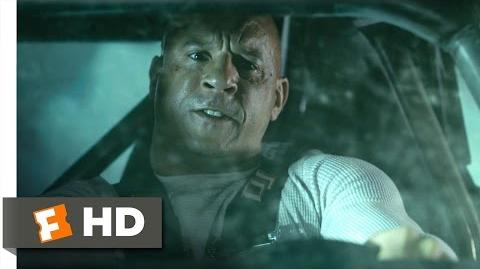 Furious 7 (9 10) Movie CLIP - Don't Miss (2015) HD