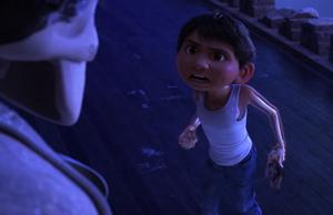 Miguel brave