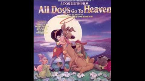 All Dogs Go To Heaven Let's Make Music Together (vinyl)