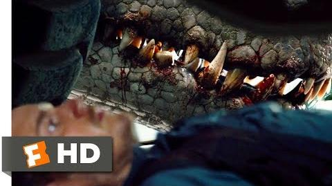 Jurassic World (2015) - It's In There With You Scene (2 10) Movieclips
