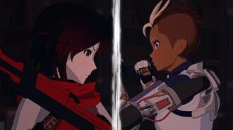 RWBY - RWBY vs AceOps! (Full Fight Clip) 1080p
