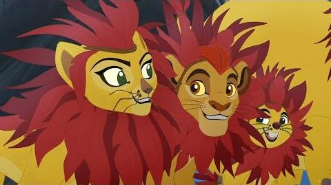The Lion Guard May There Be Peace song (with lyrics) The Ukumbusho Tradition