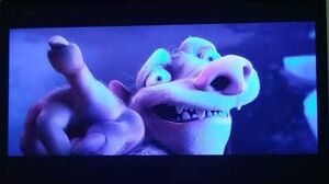 Ice Age Collison Course Meteor Shower