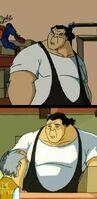 Tohru jackie chan cartoon
