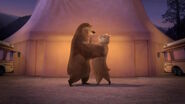 Open Season 3 Boog and Ursa Dance
