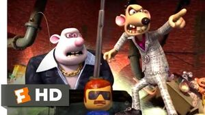 Flushed Away (2006 - Rat-Mobile Chase Scene (7 10) Movieclips