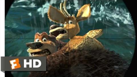 Open Season - Fishin' & Huntin' Scene (6 10) Movieclips