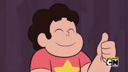 Steven Thumbs Up