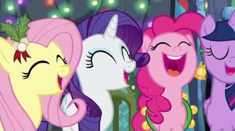 MLP FiM Music Hearth's Warming Eve Is Here Once Again (Reprise) HD-0