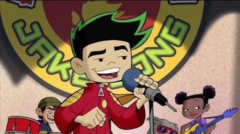 American Dragon Jake Long - Season 1 Theme Song (FHD 1080i)