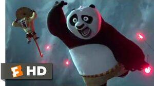 Kung Fu Panda 2 (2011) - Furious Five Faces Furious Fire Scene (6 10) Movieclips