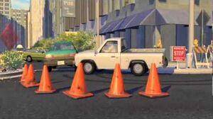 Pixar Toy Story 2 - movie clip - Road Crossing! (Blu-Ray promo)