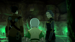 Liberation of the Beifong family