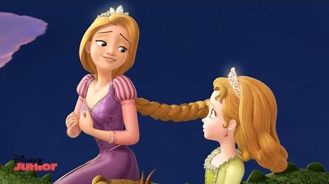 Sofia The First - Dare to Risk it All Song - Official Disney Junior UK HD