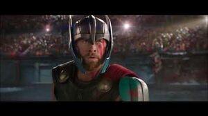 Thor Ragnarok - Thor vs Hulk - Full Fight Scene HD (No Cut)