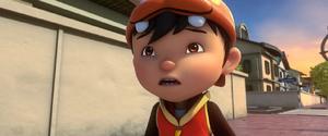 BoBoiBoy muka serba salah