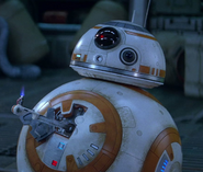 BB-8's thumbs up