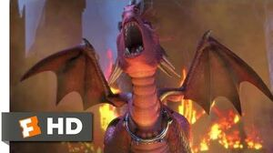 Shrek (2001) - Rescuing Princess Fiona Scene (5 10) Movieclips