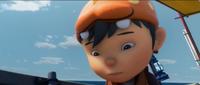 BoBoiBoy sedih tak dapat hubungi Ochobot