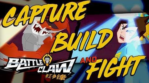 BattleClaw Theme Song Official Music Video BattleClaw Mattel Action!