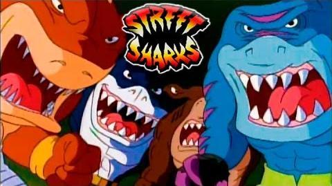 Street Sharks Opening Credits Theme