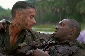 Forrest and Bubba