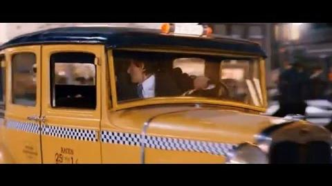 King Kong 2005 Kong Chases Jack In The Taxi