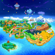 Mushroom Kingdom 2