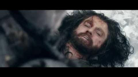 Thorin vs Azog - Epic Final Battle - The Hobbit Battle of the Five Armies - Full HD