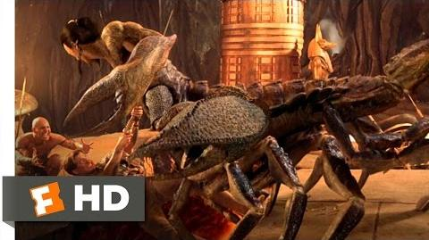 11) Movie CLIP - Defeat of the Scorpion King (2001) HD