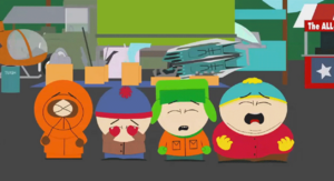 South park mourn