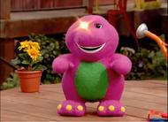 Barney Doll wink