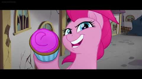 My Little Pony- The Movie - Battle in Canterlot
