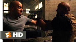 Fast Five (7 10) Movie CLIP - Hobbs vs