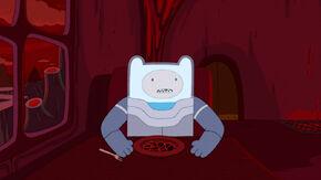 Finn apologizes