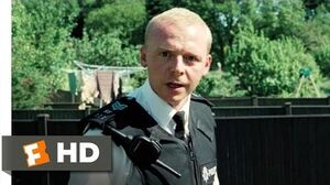 10) Movie CLIP - Fence Jumping (2007) HD