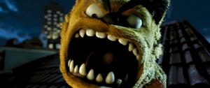 Shero's rage