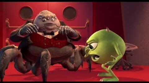 Monster Inc Sulley scares Boodescargaryoutube com