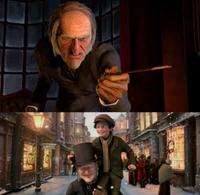Scrooge hard and soft